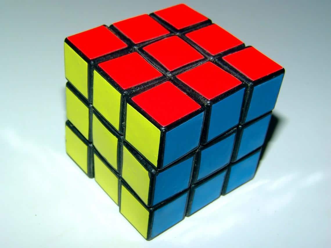 Rubik's Cube: Zauberwürfel lösen - so geht's