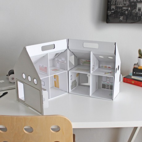 Volverás a jugar a las casitas con este súper sorteo de This is Karton