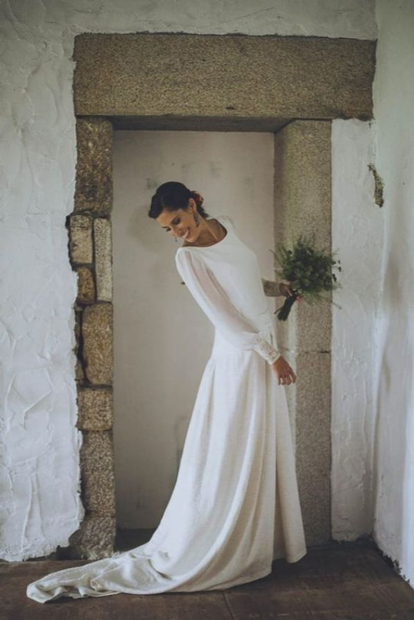 Vestido de Isabel Nuñez