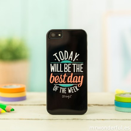 mrwonderful_MRCAR001_carcasa-negra-iphone-5-5S_today-will-be-best-day-15