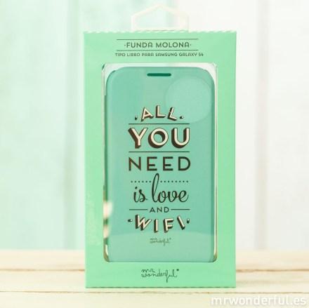 mrwonderful_MRFOL002_funda-mint-samsung-galaxy-S4_all-you-need-love-wifi-1