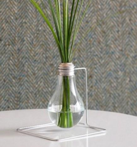 Ideas para reciclar bombillas