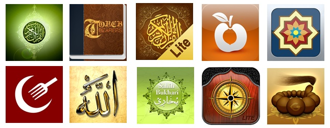 Top 10 Must-Have Muslim Apps