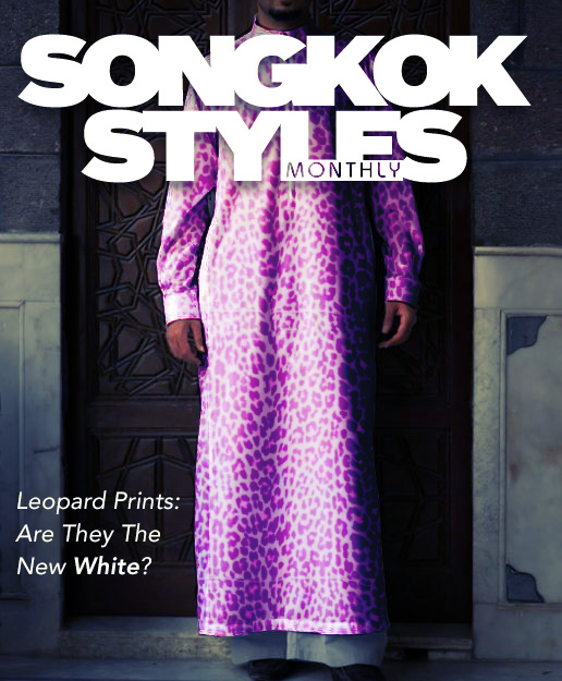 Songkok Styles? Choices for the fashion-forward Muslim man