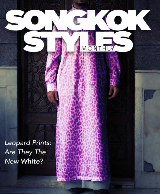 Songkok Styles? Choices for the fashion-forward Muslim man