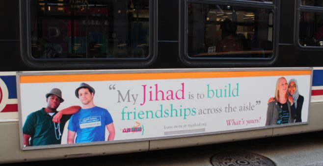 'My Jihad' Bus Ads Launch In Chicago