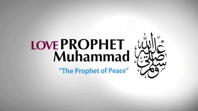 "Oh you who love the Prophet ""too much""!"