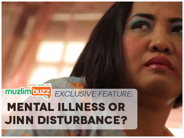 Mental Illness or Jinn Disturbance?