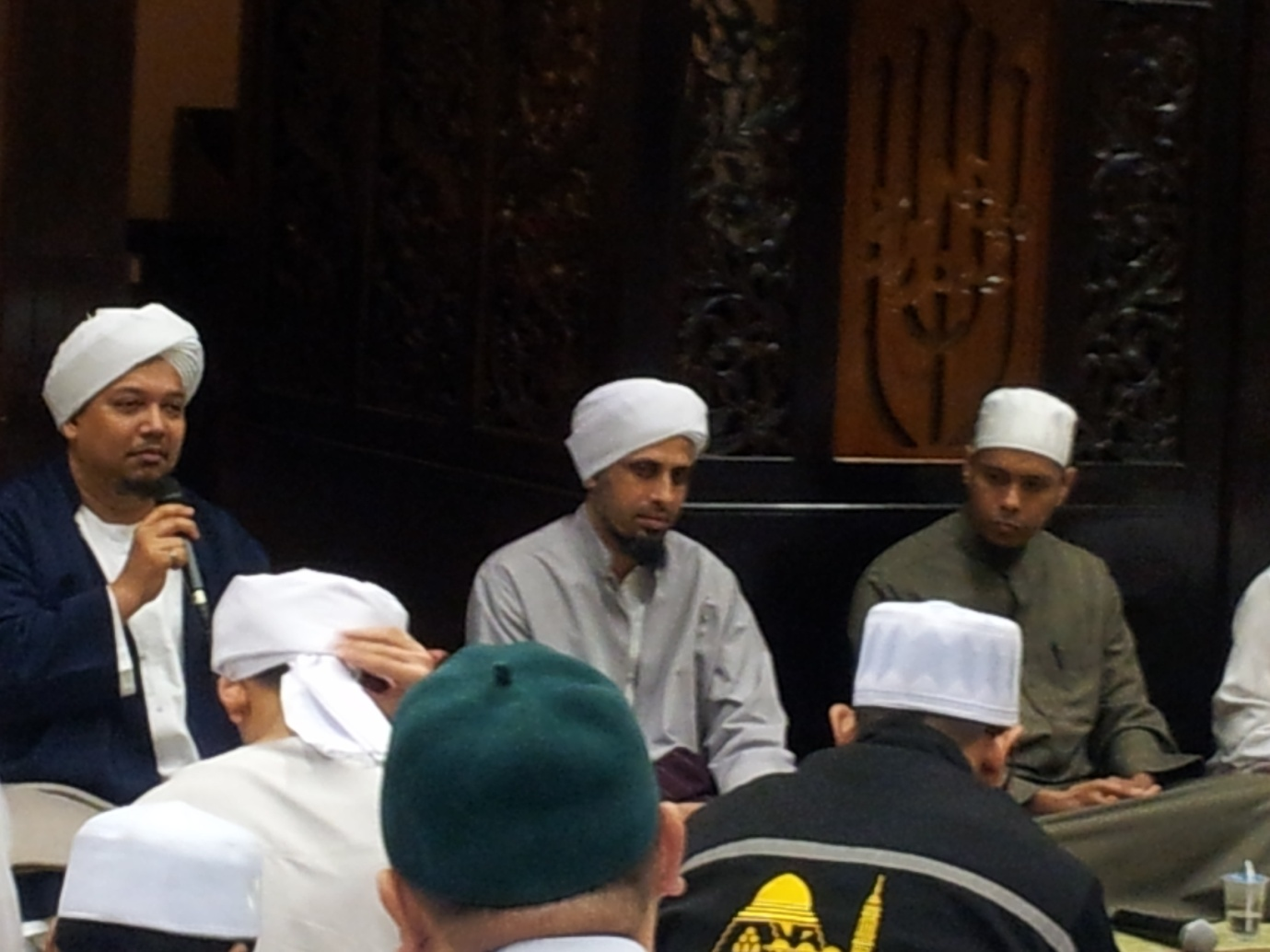 Habib Muhammad bin Abdullah Alaydrus – The Importance of Gathering for the Sake of Allah and His Messenger