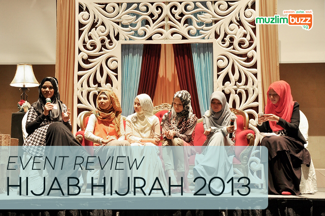 Event Review: Hijab Hijrah 2013