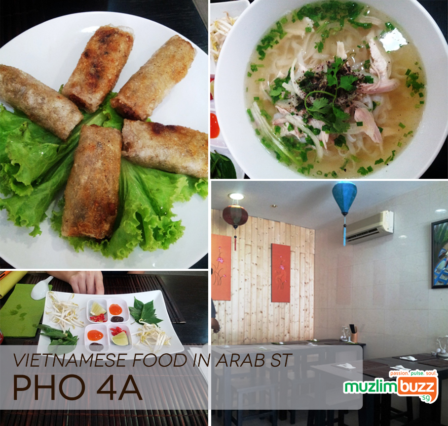 Food Review: Pho 4A