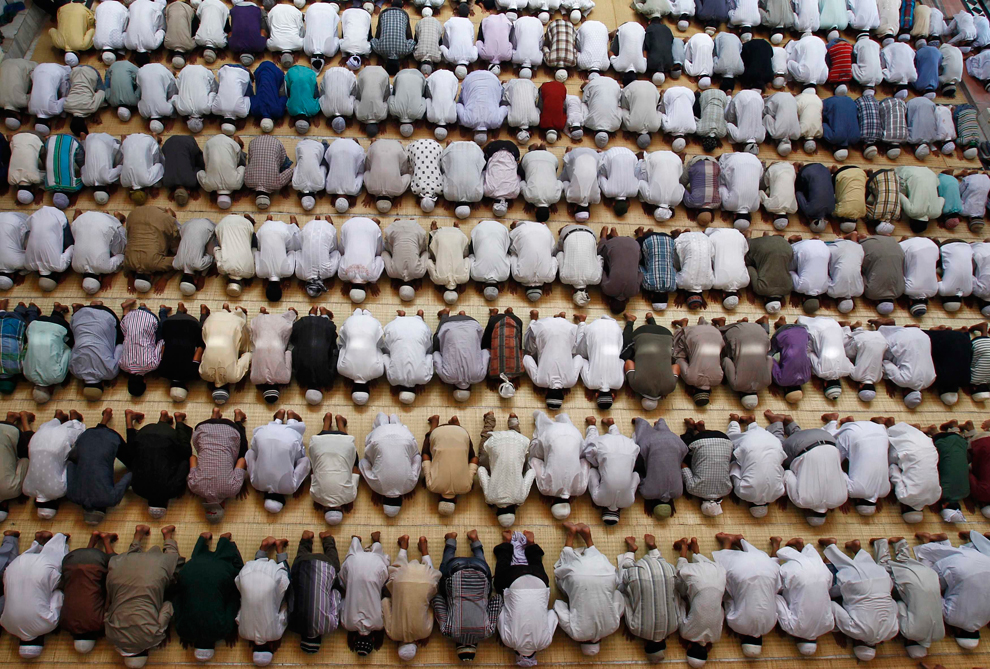 Why are Muslims so happy in Ramadan?