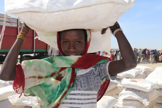 Photo: WFP/Amadou Baraze