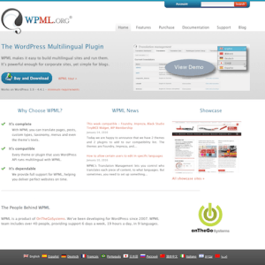 WordPress Multilenguaje: Plugin