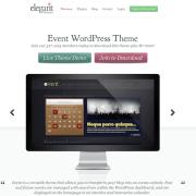 Elegant Themes: Event WordPress Theme
