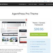StudioPress: AgentPress Pro Theme