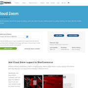 Extensión para WooCommerce: Cloud Zoom