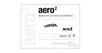 Aero2 - Captcha