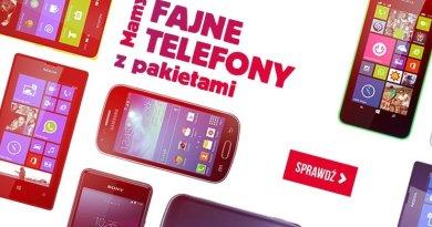 Virgin Mobile telefony