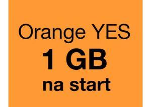 Orange Yes 1 GB