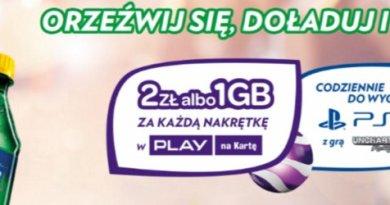 Promocja kody Play