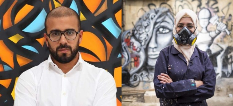 5 Muslim street artists changing the world mural by mural