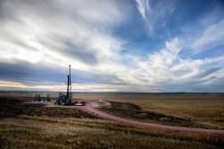 Aweinspiring Drilling Rig Operating North Bakken Tag Archive Main North Dakota Landscape Architecture North Dakota Landscape Architects