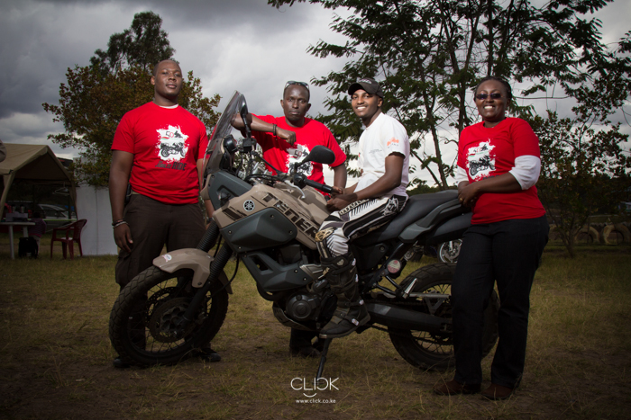 Meet the Jubilee Riders