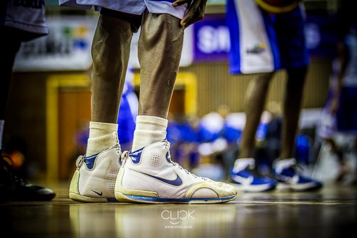 Zuku Universities Basketball Finals
