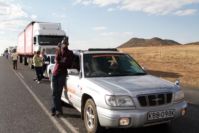 Roadventures: Nairobi to Cape Town – Episode 03