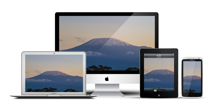 African_Screens_Wallpapers_Kilimanjaro_Sunset-Devices