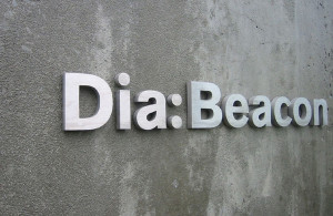 DIA Beacon sign