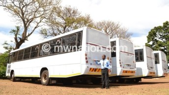 Court releases cashgate buses