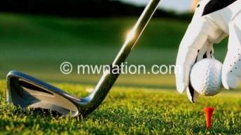 Agas wins Rotary golf
