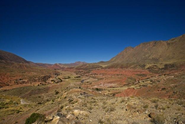 Altiplano bei Potosi