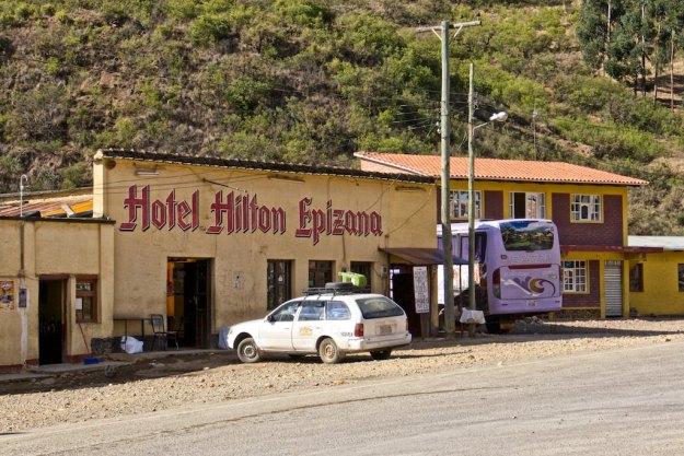 Hotel Hilton - Epizana