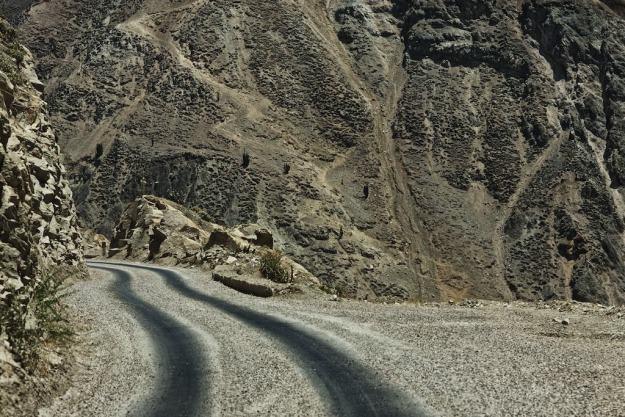 Canyon del Pato-IV