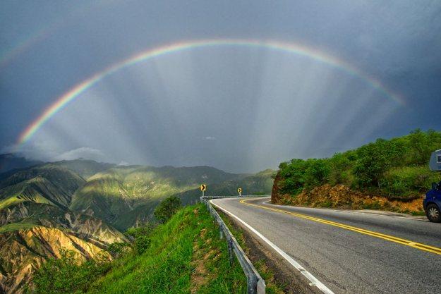 Kolumbien - Land der Regenbogen