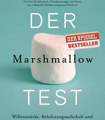 Der Marshmallow-Test Cover