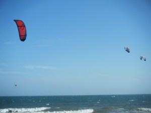 Kite surf a Muine