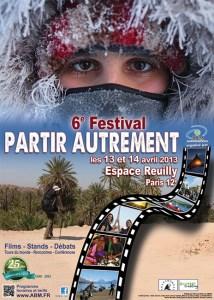 Festival PartirAutrement 2013 214x300 Amoureux des voyages, rdv à lEspace Reuilly le 13 et 14 avril !