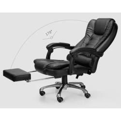 Corner Lvdouya Quality Professional Pu Lear Office Back Chair Boss Wheel Boss Chair Foot Rest 1507199558 27281479 9bbdebfd4ab69acb211d2cf6af7da88d