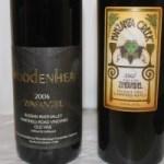 Wine Wednesday – California Old Vine Zinfandel