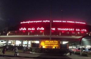 mochit 2, bangkok bus station chatuchak - Khampaeng Pet