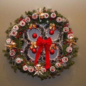 Carlos wreath