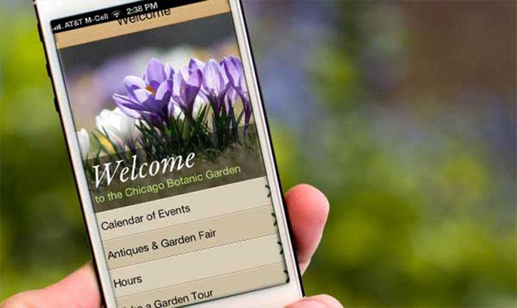 My Chicago Botanic Garden Tag Archive garden app