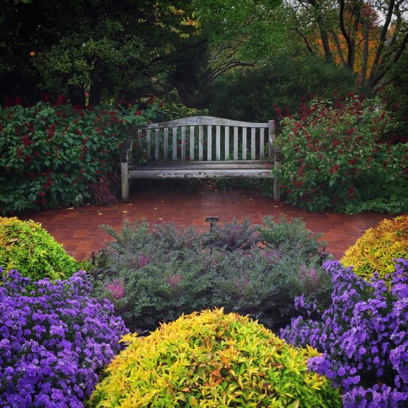 PHOTO: Circle Garden.