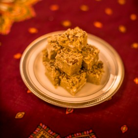 PHOTO: Pumpkin fudge