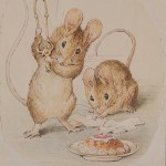 "PHOTO: Illustration from ""Two Bad Mice"" by Beatrix Potter."