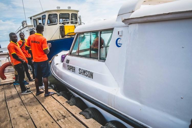 SL sea coach
